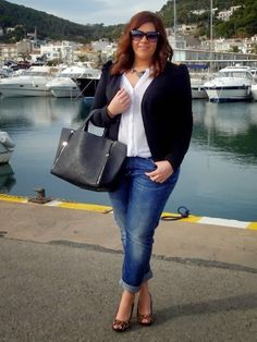 11 spring work clothes for plus size ideas - Page 5 of 11 - women-outfits.com