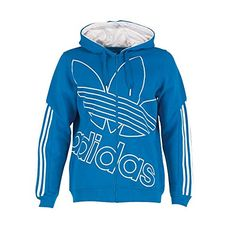 """gut aussehen mit Kapuzenpullover  """"adidas Originals Hoodie Jacke"""" jetzt kaufen:    •••► http://kapuzenpullover-guenstig.billig-onlineshoppen.com/ ◄•••  #kapuzenpulli"""