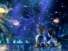Final Fantasy X is one of my favorite storyline games :)  of course I love all the Final fantasy games and own them all as well!