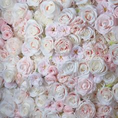 Oh My Blush! Flower Wall   The Flower Wall Company Blush Wedding Reception, Blush Flowers, Flower Wall, Artificial Flowers, Peonies, Plants, Fake Flowers, Light Pink Flowers, Floral Wall