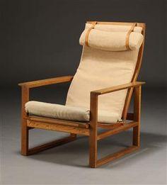 Børge Mogensen slædestol