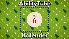 Tür 6 des 🎅 #AbilityTubeKalender 🎄 hält SakulTalks für Euch bereit! Influencer, Binder, Cover, Movie Posters, Art, Advent Calenders, Studying, Art Background, Trapper Keeper