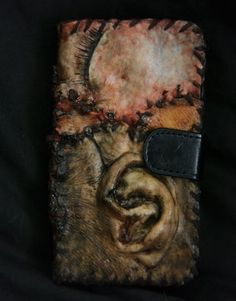 Inspired by notorious serial killer Ed Gein, this collection from Butterfly FX Studios is ready to cover your body and home with freaky flesh-like creations