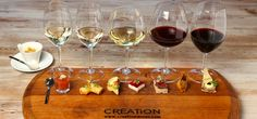 Go on a wine and food pairing (or wine and chocolate) adventure in the Hemel-en-Aarde Valley near Hermanus in the Overberg at Creation Wines. South African Wine, Chef Blog, Wine Tasting Room, Chenin Blanc, Wine Dinner, Wine Craft, Sauvignon Blanc, New Flavour, Pinot Noir