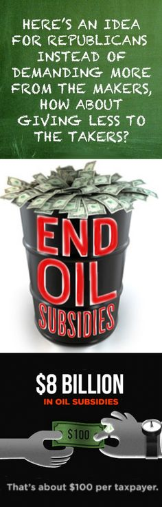 "Senate Republicans shot down President Obama's plan to cut off oil companies' tax ""They can either vote to spend billions of dollars on oil subsidies that keep us trapped in the past,"" said Mr. Obama, ""or they can vote to end these taxpayer subsidies that aren't needed to boost oil production."""