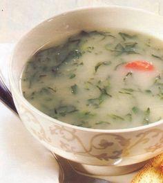 Recette Caldo verde (soupe aux choux)