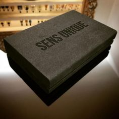 SENS UNIQUE BOX - пробники оригинальных духов из Франции