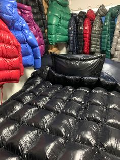 Puffy Jacket, Hooded Jacket, Moncler Jacket Women, Nylons, Down Blanket, Down Suit, Pvc Raincoat, Halloween Outfits, Halloween 2020