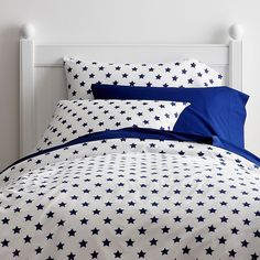 79  Stars Percale Duvet Cover | CompanyKids