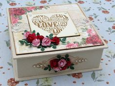 Beautiful Box for Mother's Day