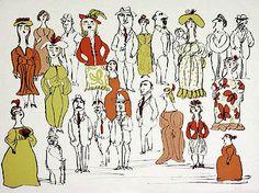 The Daily Glean: William Steig: artist, cartoonist, writer, mensch