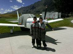 This is 10 and 12 yr old Konrad and Lorenz from Singapore-these brave kids are gearing up for a skydive! Brave Kids, Drop Zone, Skydiving, Singapore, Twitter
