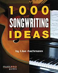 1000 Songwriting Ideas is a handy book of creativity exercises that stop writer's block and spark the fire of your imagination. It offers concepts to ponder as starting places for lyric writing, along with some of the most provocative and inspirational examples you may encounter anywhere. Authored by a pro, these proven exercises are for moving the creative lyrical self, the soul, the real tool of songwriting and the real object of a song's intention.