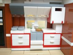 MOC noageforplay Kitchen