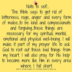 Note to self…March 25th | Note To Self - Daily Reminders For The BrokenHearted on WordPress.com