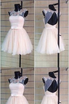 4bf6b1d5f0 Outlet Luscious Homecoming Dresses Pink, Blush Homecoming Dresses, Short  Homecoming Dresses, Homecoming Dresses Lace