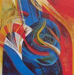 Ellen van Randeraat - Dynamiek in kleur /dynamic in colours Art Sketchbook, Modern Art, Mystery, Abstract Art, Colours, Fine Art, Artwork, Painting, Abstract