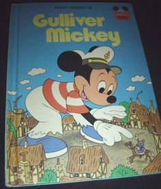 Disney's Wonderful World of Reading: Walt Disney's Gulliver Mickey No. 27 by Wal