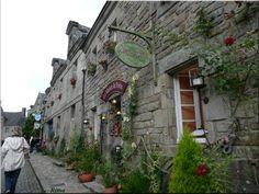 Locronan, Finistère, Bretagne.