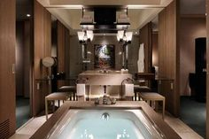 Receive special amenities by booking the Park Hyatt Tokyo with me. In the heart of Shinjuku, this hotel offers an unparalleled level of comfort & service. Bathroom Toilets, Bathrooms, Best Boutique Hotels, Tokyo Hotels, Bathroom Design Luxury, Hotel Offers, Luxury Homes, Elegant Designs, House Design