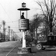 Woodward and Nine Mile, Ferndale, MI 1920