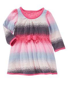 Reversible Stripes Stars Dress