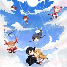 Sword Art Online - Image Thread (wallpapers, fan art, gifs, etc.) - Page 62 - AnimeSuki Forum