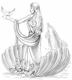 Visit the Ancient world of the Greek goddess Aphrodite. Discover fascinating information about Aphrodite the Greek goddess of love. The legends and mythology about the Aphrodite the Greek goddess of love. Aphrodite Tattoo, Venus Tattoo, Aphrodite Goddess, Goddess Tattoo, Greek Gods And Goddesses, Greek Mythology, Roman Goddess Of Love, Aphrodite Aesthetic, Rome Antique