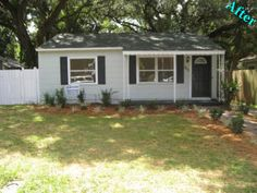 Freshly renovated adorable home in Old Seminole Heights! So Cute!     803 East Broad Street, Tampa FL