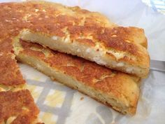 Ελληνικές συνταγές για νόστιμο, υγιεινό και οικονομικό φαγητό. Δοκιμάστε τες όλες Greek Recipes, Pie Recipes, Flan, Pizza Tarts, Quiche, Macedonian Food, Cheese Pies, Cauliflower Soup, Soul Food