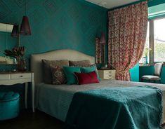 Квартира с историей и восточными мотивами в Москве (93 кв. м) | Пуфик - блог о дизайне интерьера