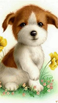 ✧Ꮆifs-Pictures in Motioŋ✧ I Love You Pictures, Dog Pictures, Cute Pictures, Cute Picture Quotes, Cute Puppies, Cute Dogs, Cute Animal Clipart, Emoji Images, Puppy Images