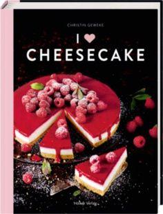 #Buch #I #love #Cheesecake Mit einem Stück Käsekuchen ist die Welt in Ordnung! Ob klassisch amerikanisch mit einer guten Portion Frischkäse und knusprigem Keksboden oder als leichte Variante mit Quark und Himbeerspiegel. Wie auf Omas Kaffeetafel oder erfrischend spielerisch als Eis am Stiel oder, oder, oder ... Das zart-cremige Vergnügen ist grenzenlos variabel, mit dem gewissen Know-How einfach zu backen und passend für jede Gelegenheit. Sagen Sie Ja zum süßen Stück vom Glück.