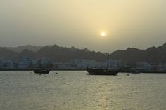 Muscat Sunset, Oman
