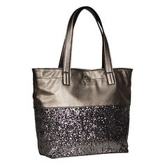 Jessica Simpson Purses And Handbags   Jessica Simpson Jet Setter Tote 2 Gunmetal/Bronze - Jessica Simpson ...