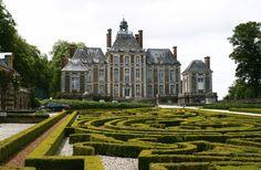 #Chateau de Balleroy