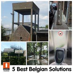 Dit zijn ze dan: de 5 best Belgian Solutions!
