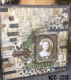 The Little Shabby Shed: Journal panel...