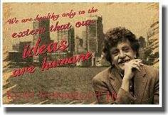Ideas Are Humane - Kurt Vonnegut - NEW Famous Person Motivational Pos Kurt Vonnegut, Good Thoughts, Reading, Motivational, Movie Posters, Inspiration, Ideas, Biblical Inspiration, Film Poster
