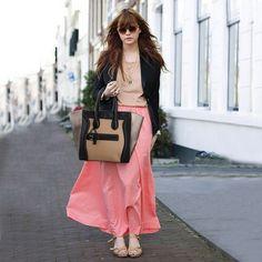 VEEVAN Hot Sale Women Vintage Handbag Luxury OL Lady Hobo Tote Shoulder Bag Contrast Color Bag Stylish Women Famous Handbags - Fashionaudience.com