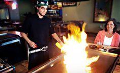 Shogun Hibachi - $20 for $40 Worth of Sushi and Hibachi Cuisine at Shogun Restaurant Japanese Steak House in Corpus Christi (South Side). Groupon deal price: $20.0.00