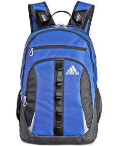 adidas Men s Prime II Backpack Men - Bags   Backpacks - Macy s 32c96c5de3972