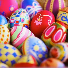 Pictures of egg decorations | eggs decoration and coloring ideas. Easy easter eggs decorating ideas ...