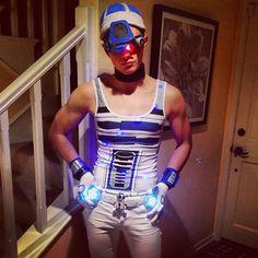 Chris Colfer   48 Halloween Costumes Celebrities Wore This Weekend