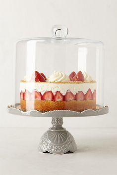 Stratford Cake Stand #PinToWin #Anthropologie