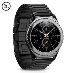 Samsung Gear 2 Classic Stainless Steel Metal Band