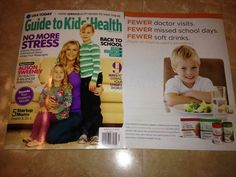 Healthy family just by adding a whole food Capsules..Learn how to get a child's order free with an adult order..