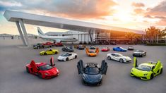 Exotic Car Collection