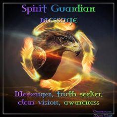 Spirit Guardian Message