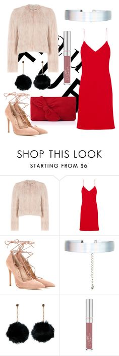 """Untitled #50"" by k7tee ❤ liked on Polyvore featuring RED Valentino, Calvin Klein Collection, Gianvito Rossi, Accessorize and L.K.Bennett"